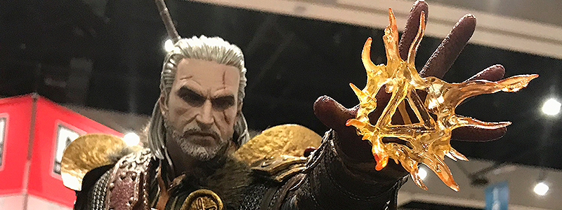 SDCC 2018 Sideshow Collectibles Prototypes