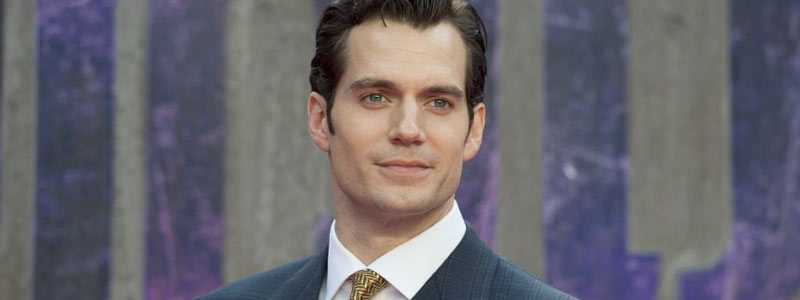 Henry Cavill is Geralt of Rivia