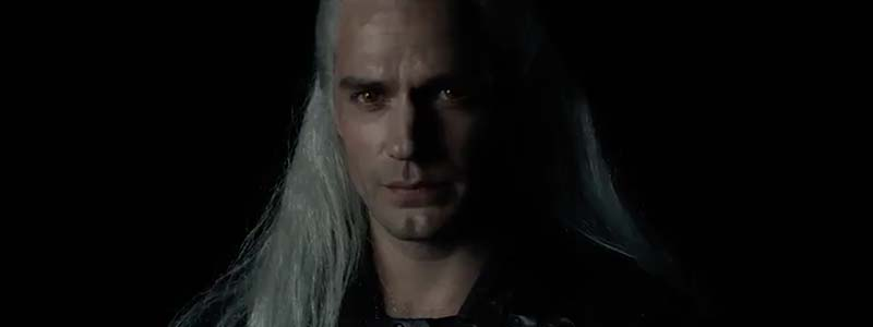 Henry Cavill Teases 1st Look At Geralt