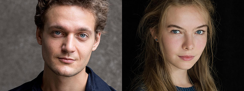 Lucas Englander and Gaia Mondadori Roles Revealed