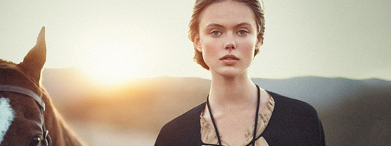 Actor and Model Frida Gustavsson Cast in The Witcher