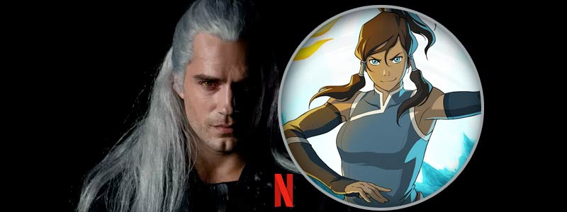 The Witcher Animated Series Coming to Netflix