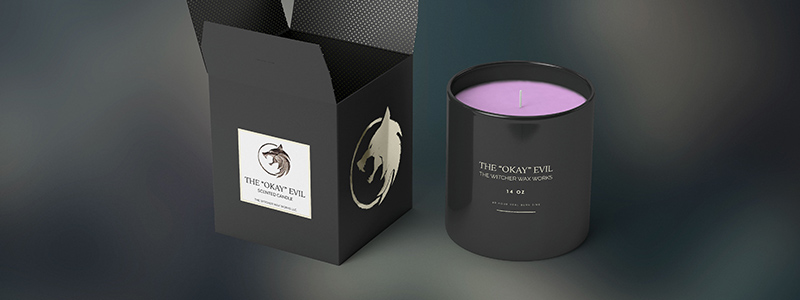 Company Creates Scented Candles Inspired by The Witcher